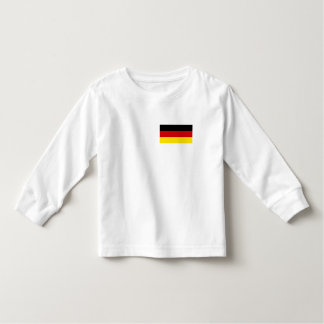 The Flag of Germany Toddler T-shirt
