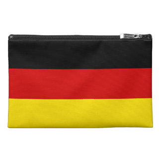The Flag of Germany Travel Accessories Bag