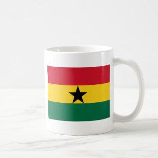 The Flag of Ghana Products Classic White Coffee Mug
