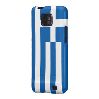 The Flag of Greece Samsung Galaxy S2 Covers