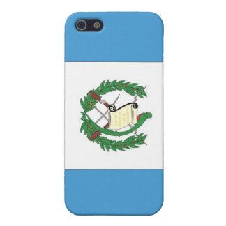 The Flag of Guatemala Case For iPhone SE/5/5s