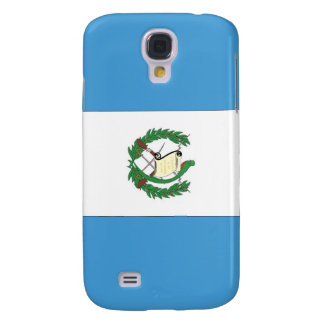 The Flag of Guatemala Galaxy S4 Cover