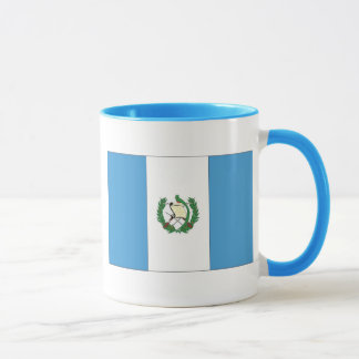 The Flag of Guatemala Mug