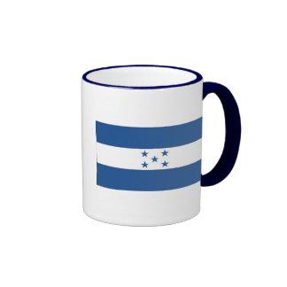 The Flag of Honduras Coffee Mug