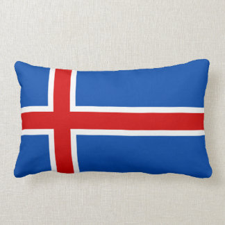 The Flag of Iceland Pillow