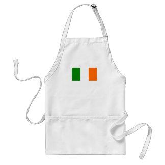 The Flag of Ireland Adult Apron