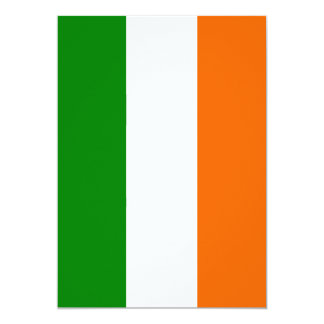 The Flag of Ireland Card