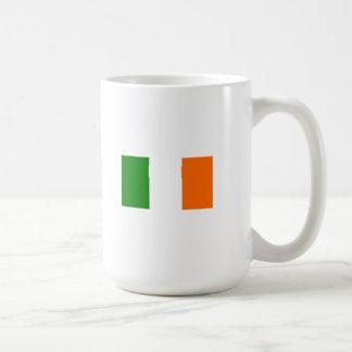 The Flag of Ireland Classic White Coffee Mug