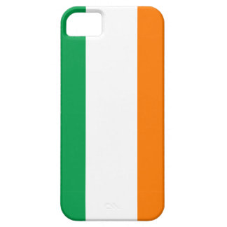 The Flag of Ireland, Irish Tricolour iPhone SE/5/5s Case