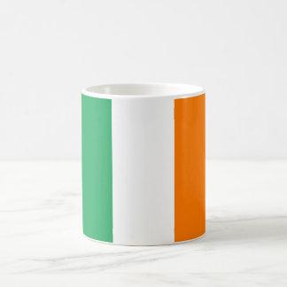 The Flag of Ireland, Irish Tricolour Magic Mug