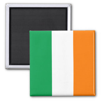 The Flag of Ireland, Irish Tricolour Magnet