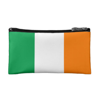 The Flag of Ireland, Irish Tricolour Makeup Bag