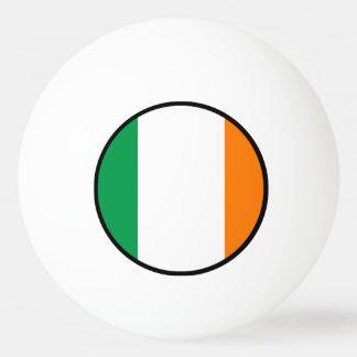 The Flag of Ireland, Irish Tricolour Ping-Pong Ball