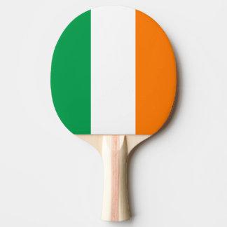 The Flag of Ireland, Irish Tricolour Ping Pong Paddle