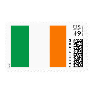 The Flag of Ireland, Irish Tricolour Postage