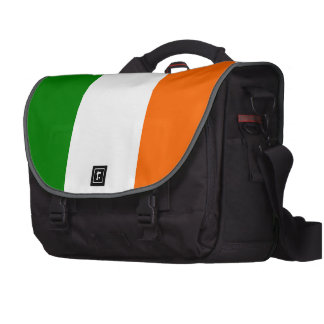 The Flag of Ireland Bag For Laptop