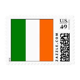 The Flag of Ireland Postage