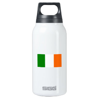 The Flag of Ireland Thermos Water Bottle