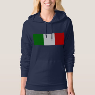 The Flag of Italy Hoodie