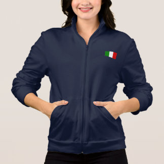 The Flag of Italy Jacket