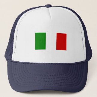 The Flag of Italy Trucker Hat