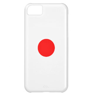 The Flag of Japan iPhone 5C Case