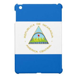 The Flag of Nicaragua - Latin America iPad Mini Cover