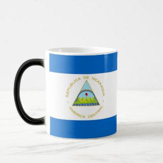 The Flag of Nicaragua - Latin America Magic Mug