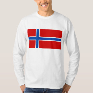 The Flag of Norway T-Shirt