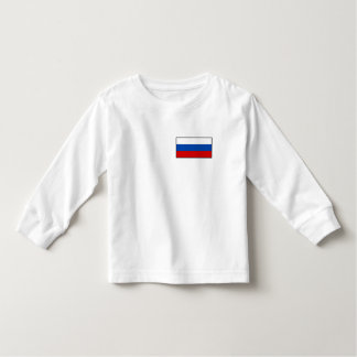 The Flag of Russia Toddler T-shirt