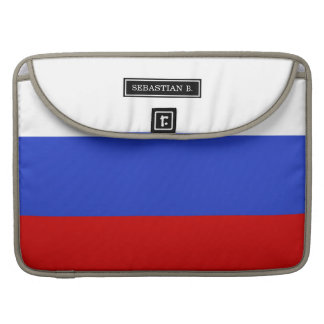 The Flag of Russian Sleeve For MacBook Pro
