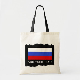 The Flag of Russian Tote Bag