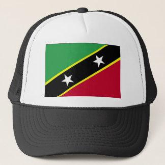The Flag of St Kitts & Nevis Trucker Hat