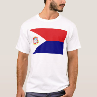 The Flag of St Martin T-Shirt