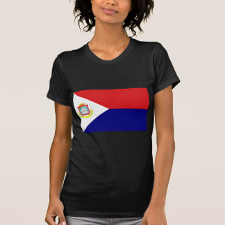 The Flag of St Martin T Shirts