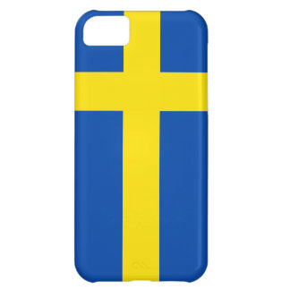The Flag of Sweden iPhone 5C Cover