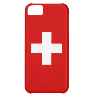 The Flag of Switzerland Cover For iPhone 5C