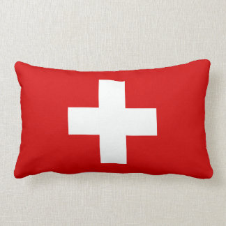 The Flag of Switzerland Pillow