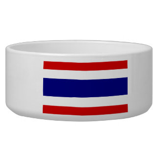 The Flag of Thailand Bowl