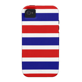 The Flag of Thailand Vibe iPhone 4 Covers