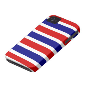 The Flag of Thailand Blackberry Cases