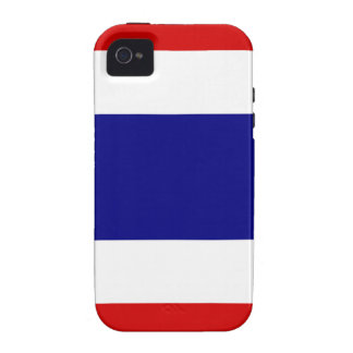 The Flag of Thailand iPhone 4 Cover