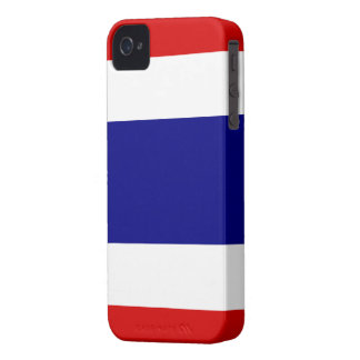 The Flag of Thailand Case-Mate Blackberry Case