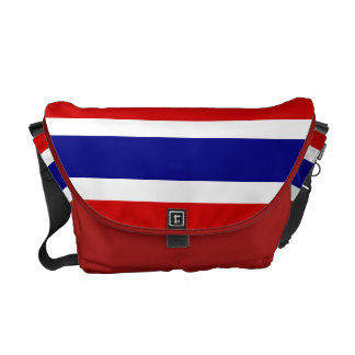The Flag of Thailand Courier Bags
