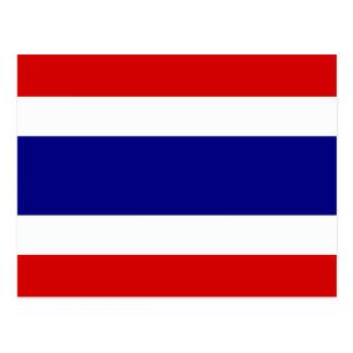 The Flag of Thailand Postcard