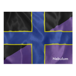 The Flag of the Dark Witch Vemrok Postcard