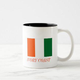 The Flag of the Ivory Coast Coffee Mug