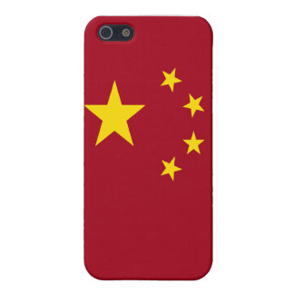 The flag of the People's Republic of China Case For iPhone SE/5/5s