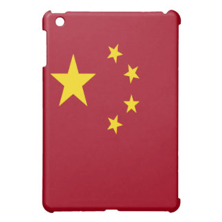 The flag of the People's Republic of China iPad Mini Cover