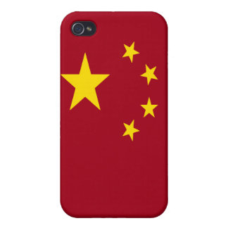 The flag of the People's Republic of China iPhone 4/4S Case
